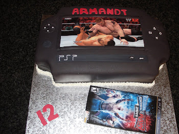 PSP Cake
