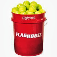 FlagHouse Keepers Tennis Ball Set
