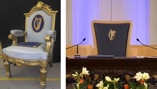 The Irish Presidencyu0027s New Chair