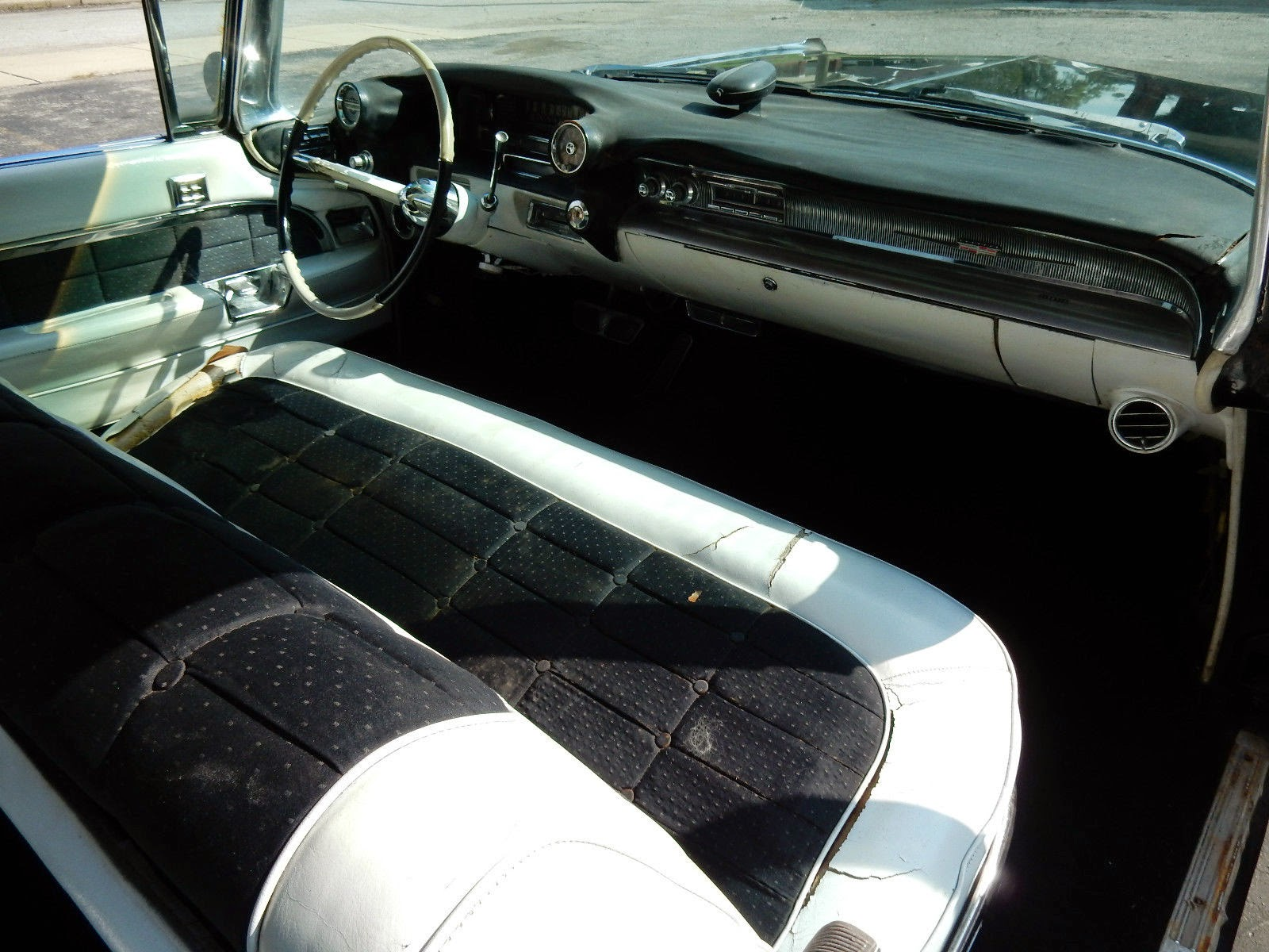 1959 Cadillac Fleetwood Eldorado Running And Driving ...