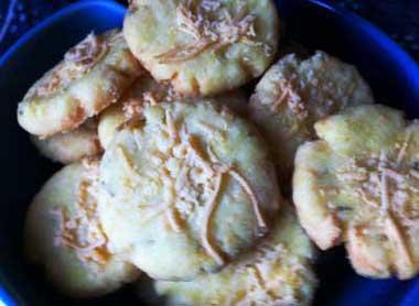 Resep Cheese Cookies