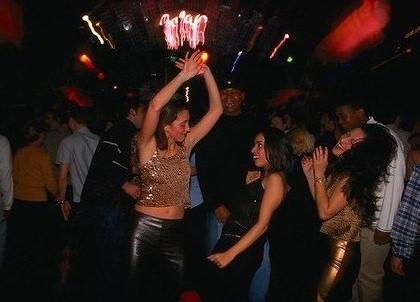 grinding night club