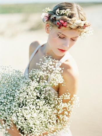 Nuevas tendencias en ramos de flores para novia
