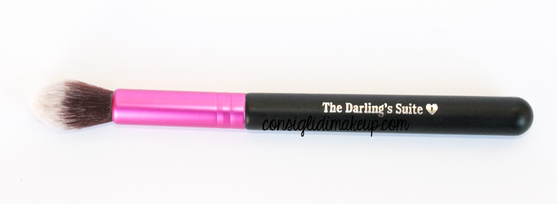 recensione setting brush the darling's suite