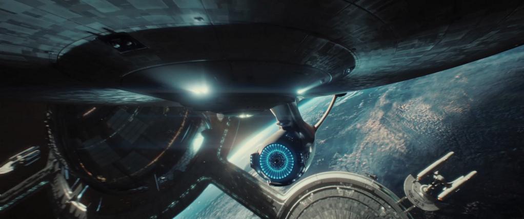 star trek into darkness new trailer teaser trailer