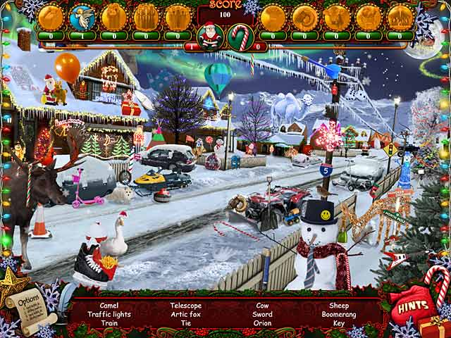 Christmas Wonderland 2 Game Play
