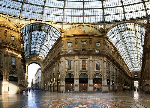 Galería Victor Manuel de Milán