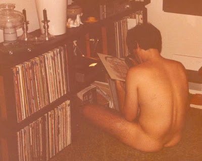 Nothing but the music: Naked record listening