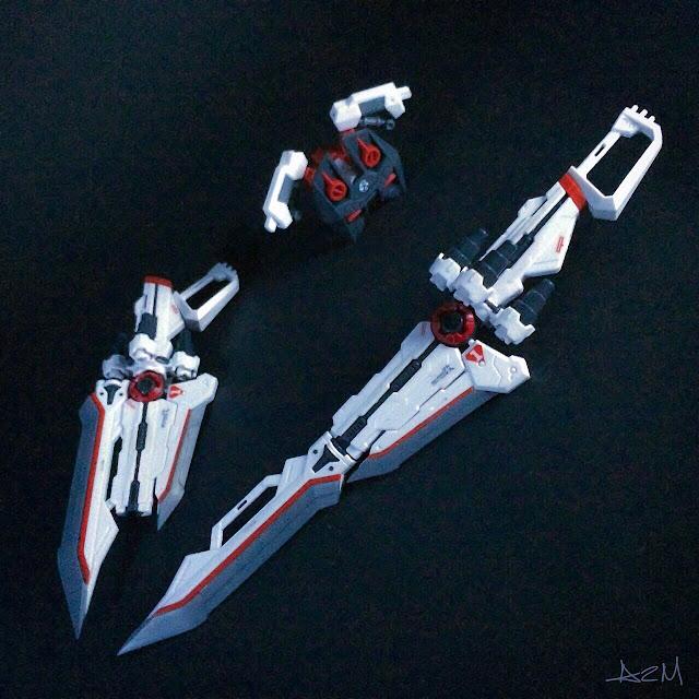 Master Grade Astray Red Frame Gundam