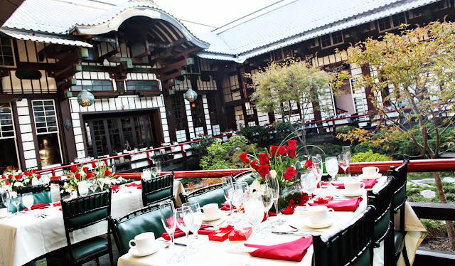 Restaurante Yamashiro Hollywood