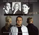 Cover of Maciej Grzybowski's CD