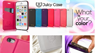 iPhone 5/5s Juicy Case® Flip Case