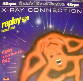 X-RAY CONNECTION - Replay (1983)
