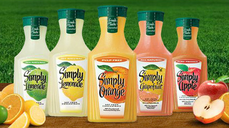 Simply Lemonade  Simply Beverages