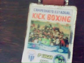 KickBoxing/3°lugar