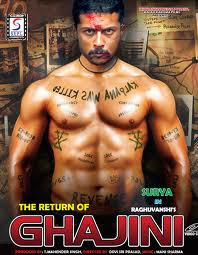 The Return of Ghajini Hindi Movie Watch Online