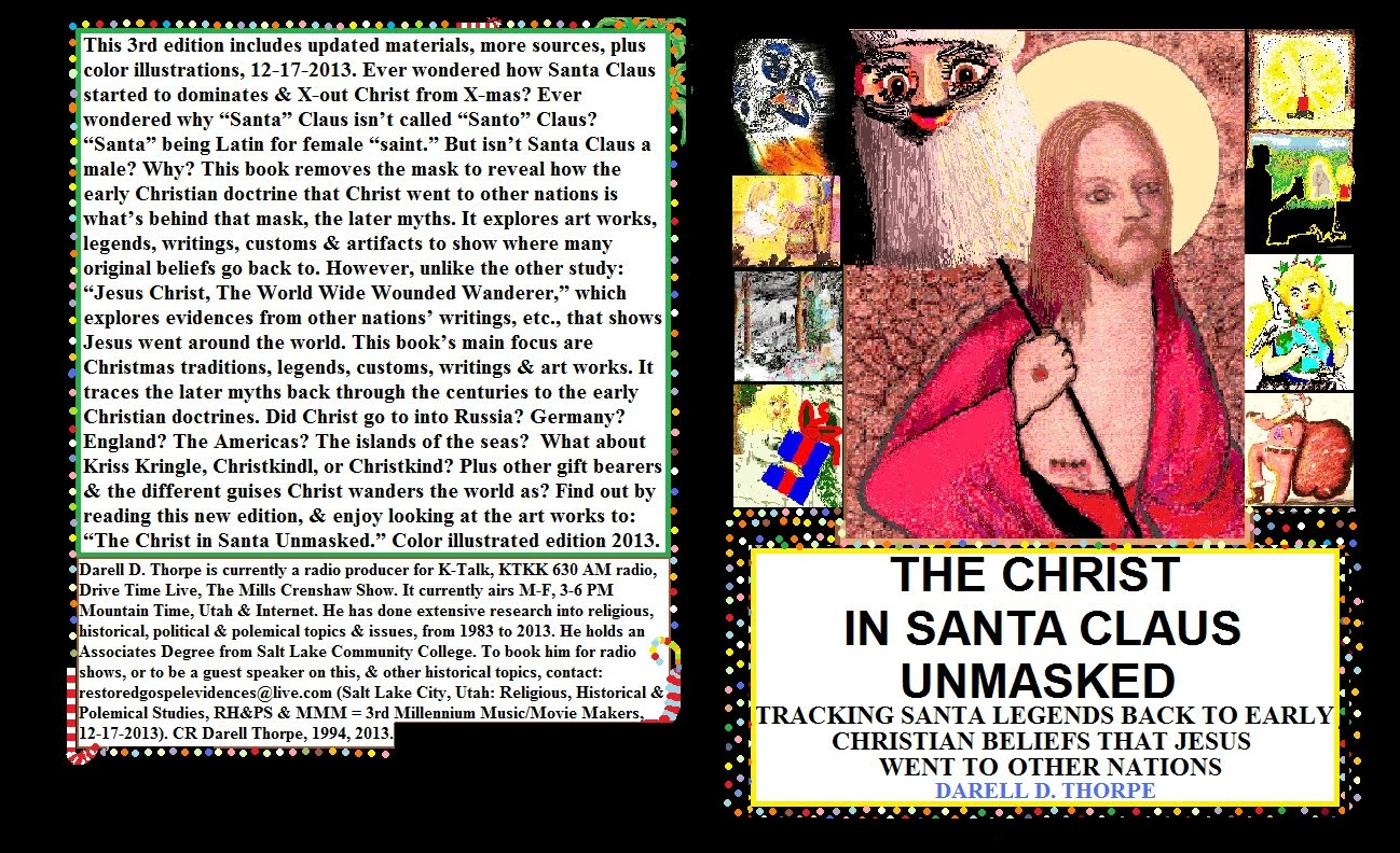 The Christ In Santa Claus Unmasked