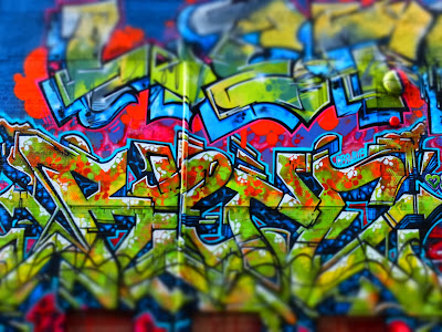 Wildstyle Graffiti Examples