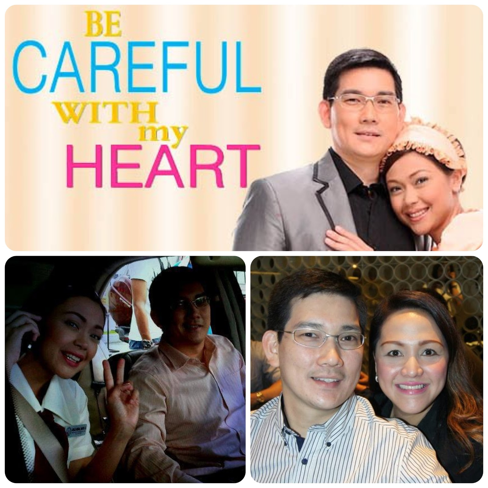 Richard Yap and Wife Melody