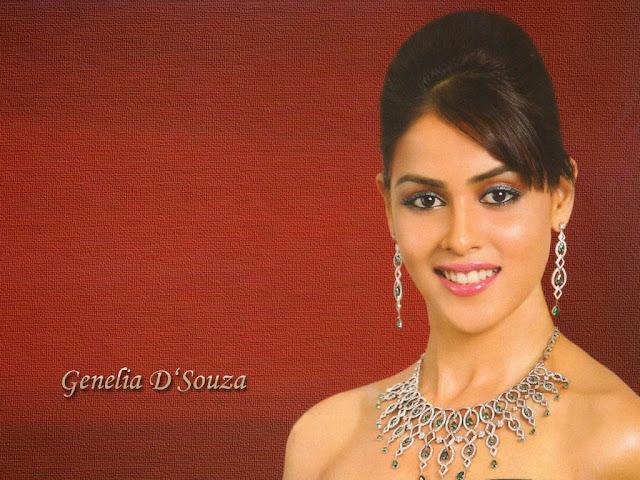 Genelia D Souza Wallpapers Free Download
