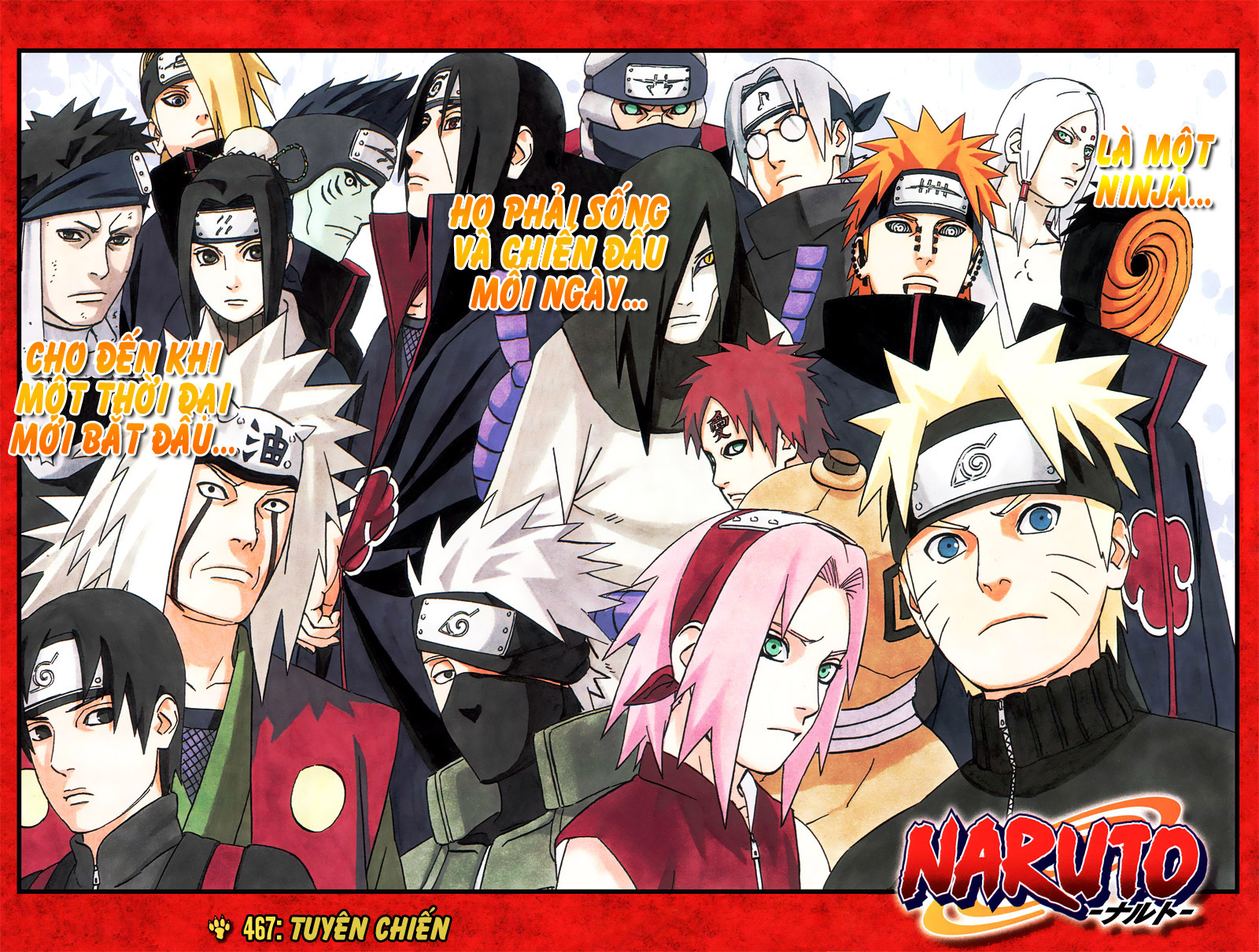 Naruto chap 467 Trang 4 - Mangak.info