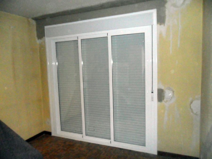 Instalaci n de ventanas de aluminio y pvc reformas en for Instalacion de ventanas de aluminio