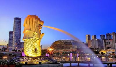Berlibur Ke Luar Negeri? Kunjungi Singapore