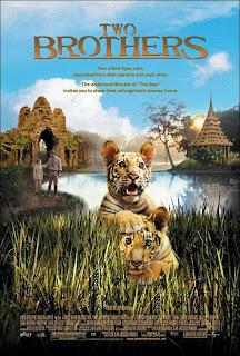 Blog Safari club, Dos hermanos online (Jean-Jacques Annaud, 2004)