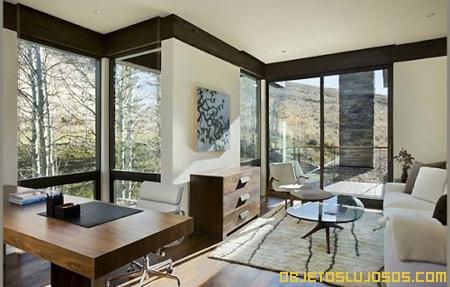 Las casas mas lujosas del mundo interior moderno - Casas amuebladas modernas ...