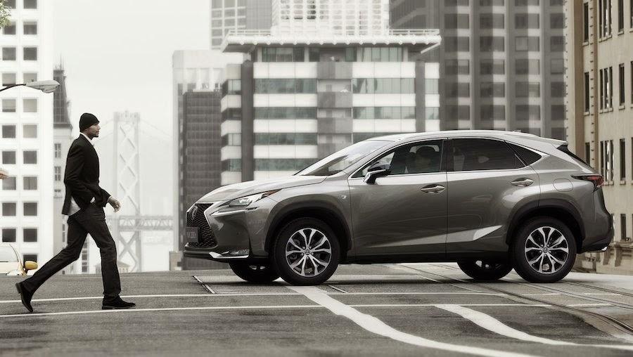 新型SUV「レクサスNX」が日本で発売開始!価格は428万円から