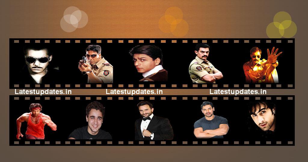 top 10 bollywood actors 2014