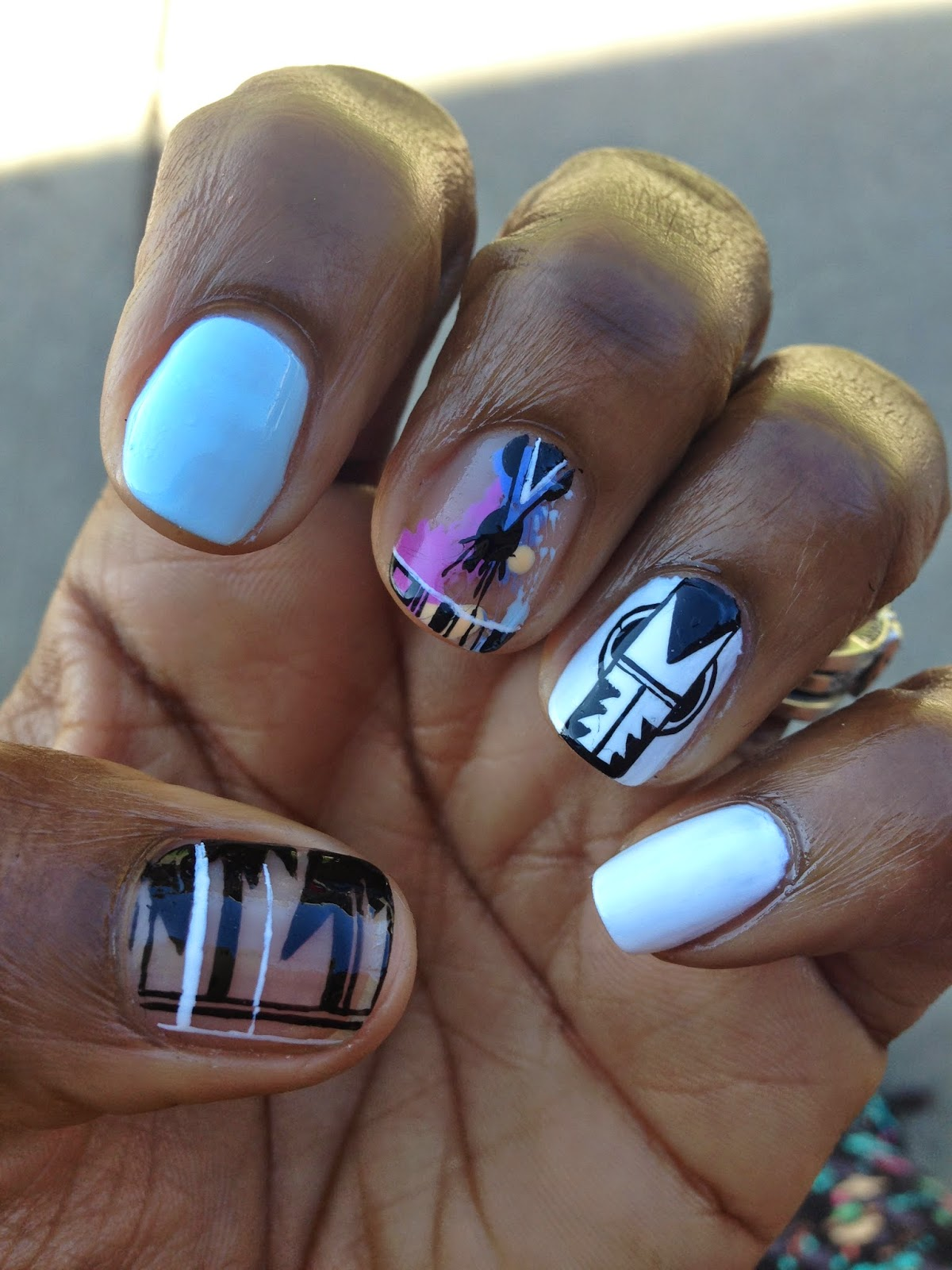 Manicure Monday – The Sorta Spif