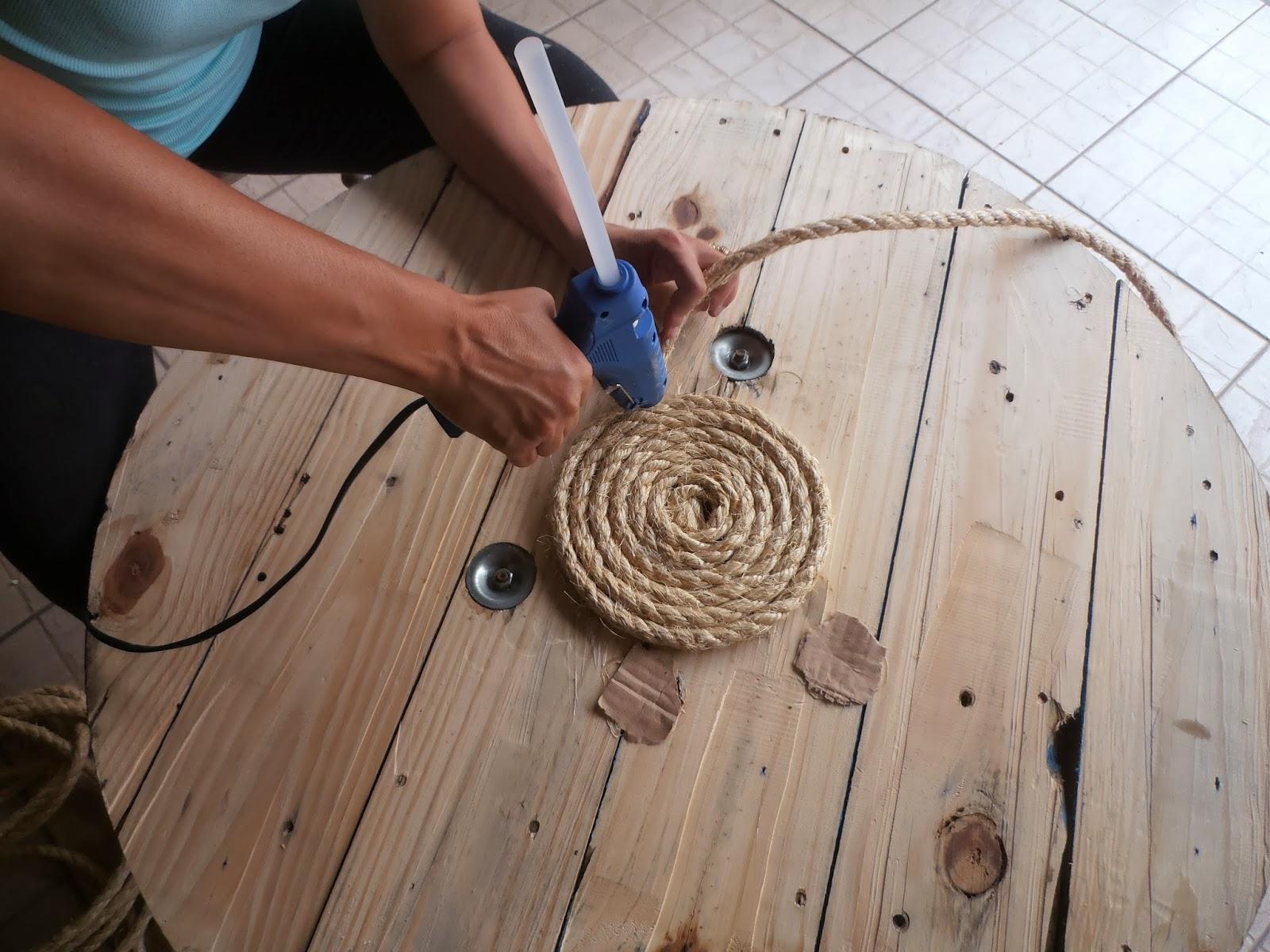 Spacinho: Carretel de madeira #314463 1600x1200