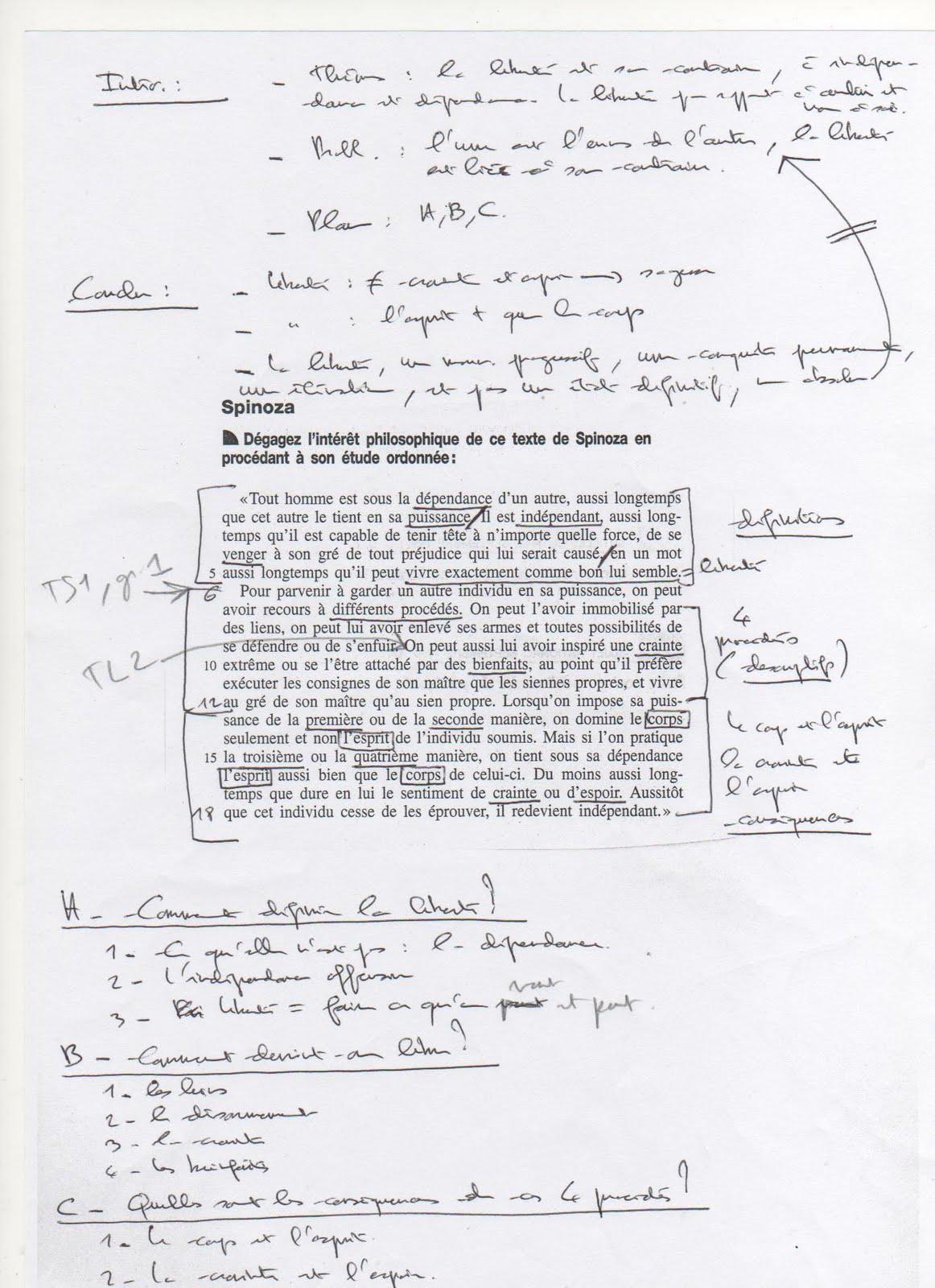 commentaire dissertation