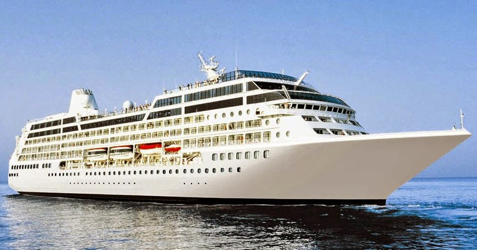 Time Spent At Sea Cruise Blog Now We Are Six  Oceania