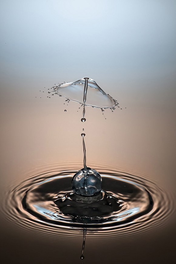 droplet water