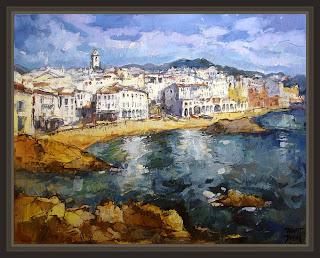 Calella de Palafrugell (Girona) - Ernest Descals