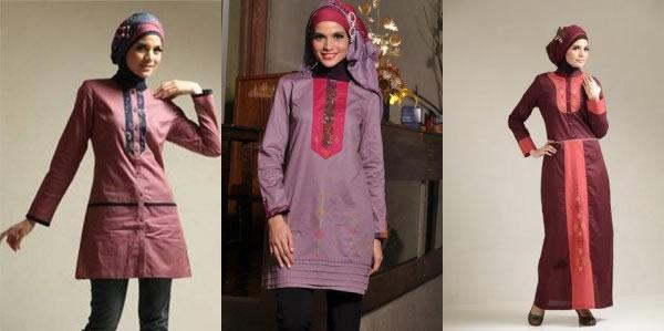Model Baju Gamis | Kabaya Batik | Tas Sepatu Terbaru