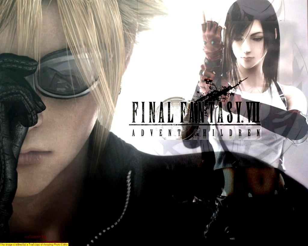 Final Fantasy HD & Widescreen Wallpaper 0.95832877414597