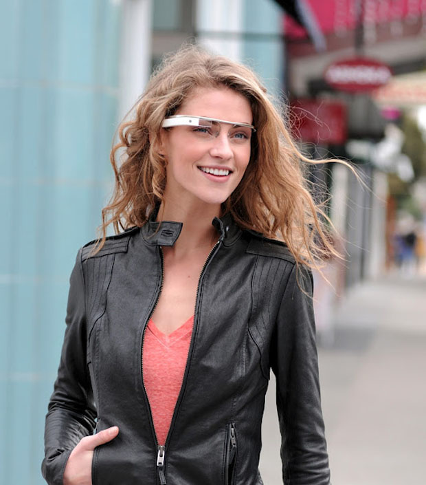 The Google Project Glass 2