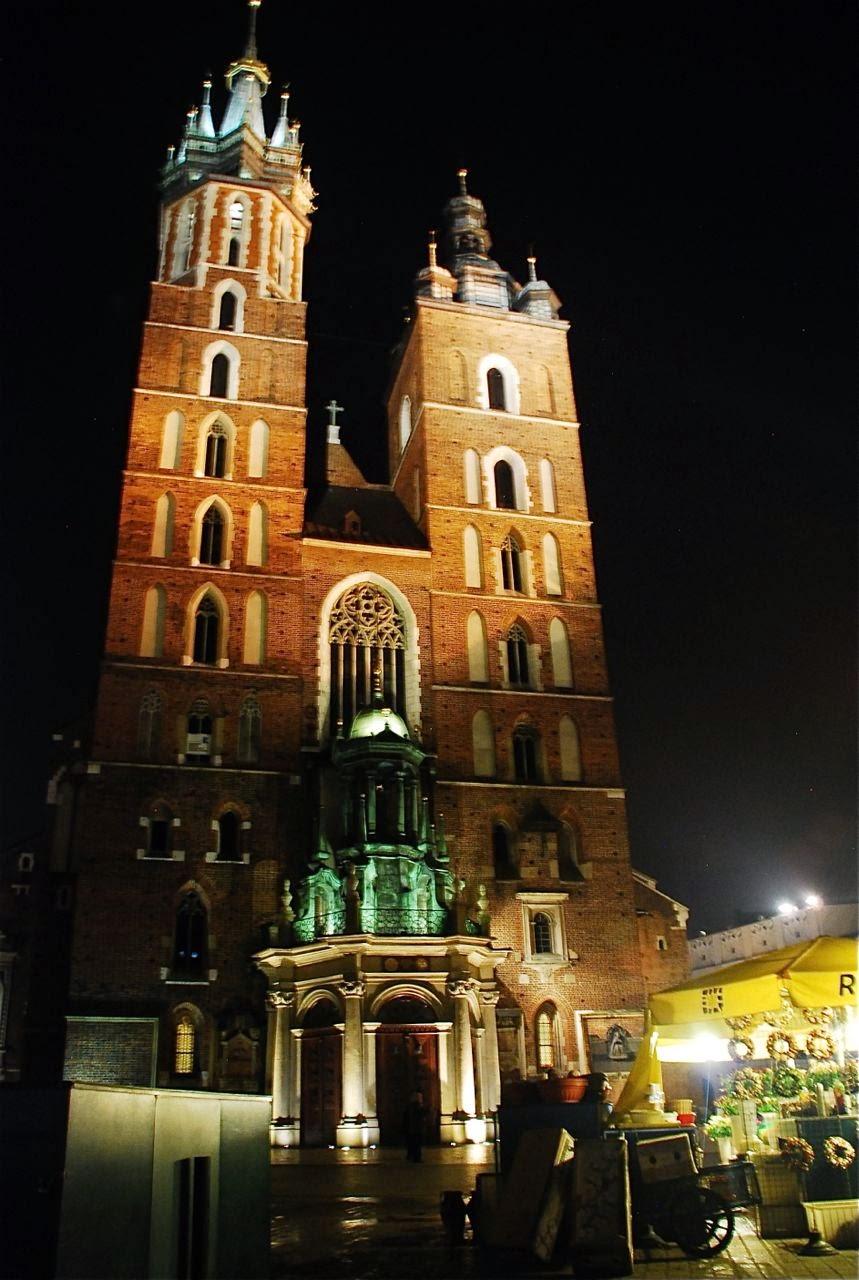 The Travelled Monkey - Krakow