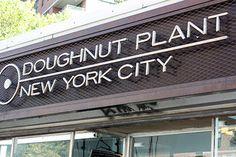 Doughnut Plant, le bon plan pour manger de trés bons Donuts