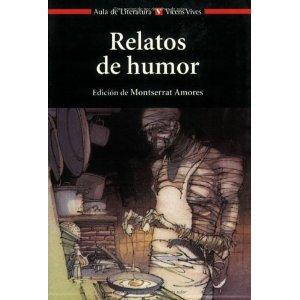 El libro de Relatos de humor me ha gustado bastantepor los cuentos que ...
