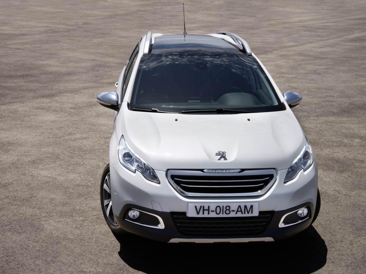 Conhe U00e7a O Peugeot 2008  Sucesso Na Europa Que Est U00e1