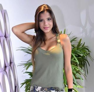 A semelhança da Miss Brasil Jakelyne Oliveira com Bruna Marquezine