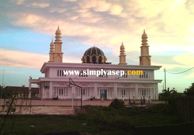 Masjid Khulafaur Rasyidin Kubu Raya