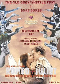 Music from Baz Luhrmann's Romeo & Juliet