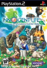 Free Download Games Innocent Life: A Futuristic Harvest Moon PCSX2 ISO Full Version