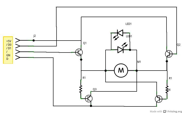 icexduino  projeto  manipulando um motor dc no arduino