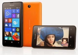 Microsoft Lumia 430 Dual SIM WP Murah Di Bawah Rp 1 Juta
